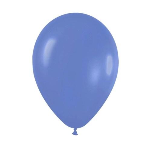 """9"""" Μπλε - Μωβ λάτεξ μπαλόνι"""