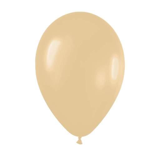 9'' Παστέλ Μόκα λάτεξ μπαλόνι