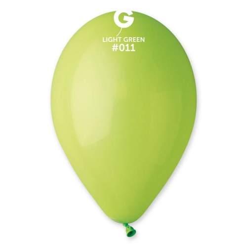 9'' Λαχανί λάτεξ μπαλόνι