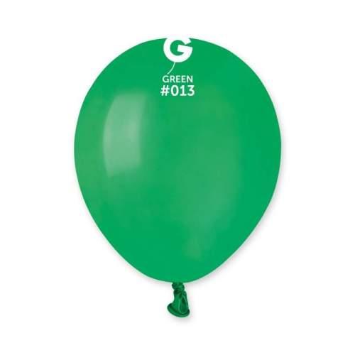 5'' Σκούρο Πράσινο λάτεξ μπαλόνι