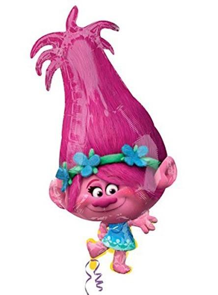 Μπαλόνι Trolls Poppy