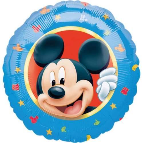 Μπαλόνι Mickey Mouse μπλε