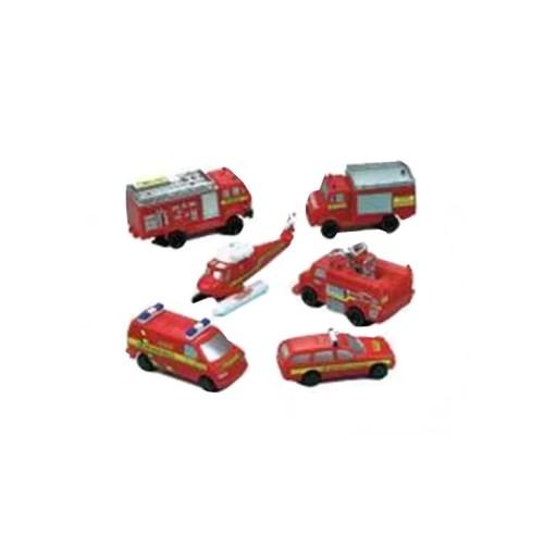 Πυροσβεστικά οχήματα (6 τεμ)