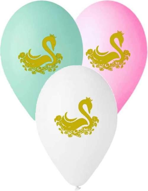 Μπαλόνι τυπωμένο Κύκνος