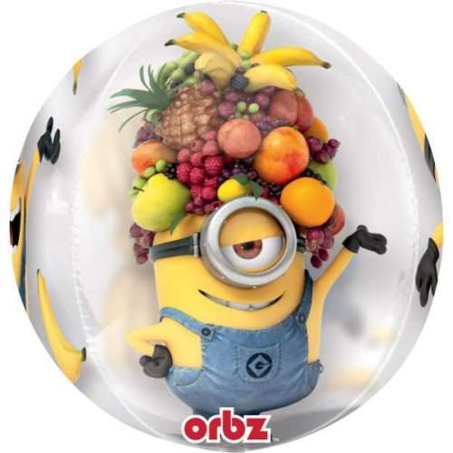 Μπαλόνι Minions Despicable me ORBZ