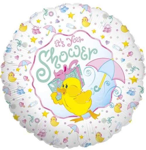 Μπαλόνι γέννησης Baby Shower παπάκι