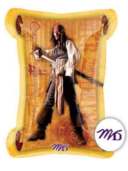 Μπαλόνι Captain Jack Sparrow