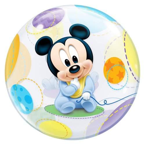 Μπαλόνι Μωρό Mickie Mouse bubble