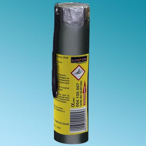 Συντριβάνι πυροτέχνημα Ασημί 4m/60sec