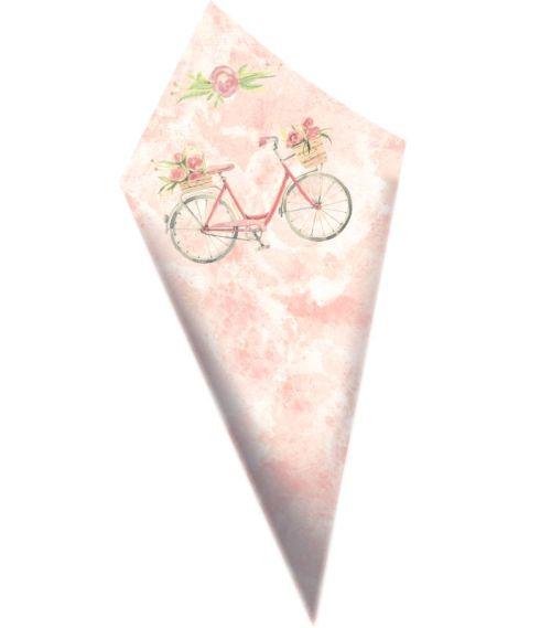 Χωνάκια ζαχαρωτών Ποδήλατο