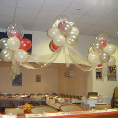 Wedding Chair Covers Mansfield Twin High Weddingballoons Balloon Angels