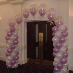 Wedding Chair Covers Mansfield Office With Or Without Headrest Weddingballoons Balloon Angels