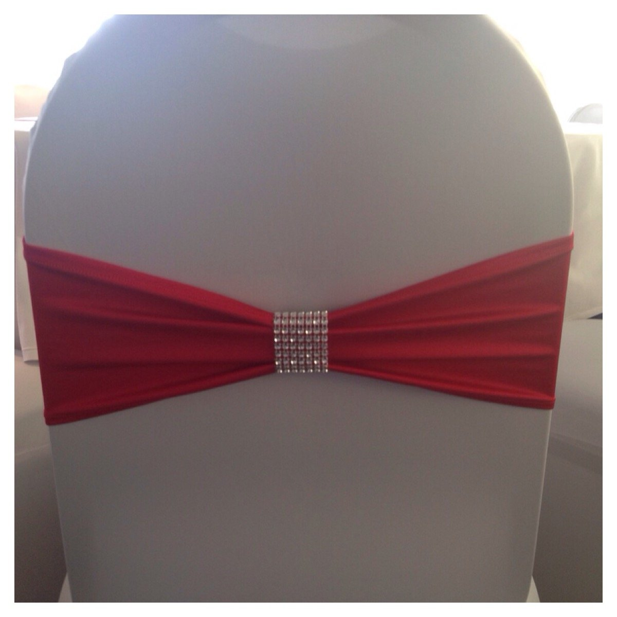 Red Chair Sashes Chair Covers And Sashes