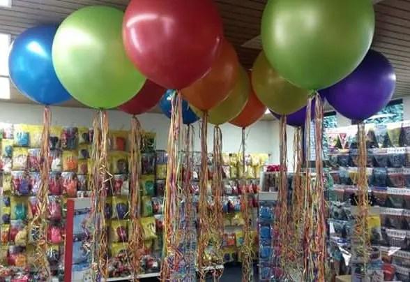 The Balloon Factory voor al uw ballonnen en decoraties 1