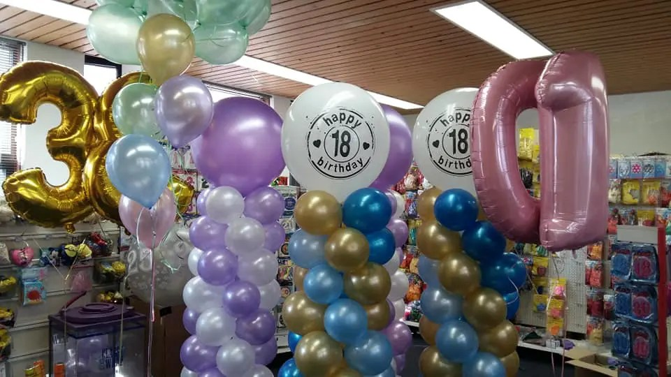 Ballon Decoraties 1