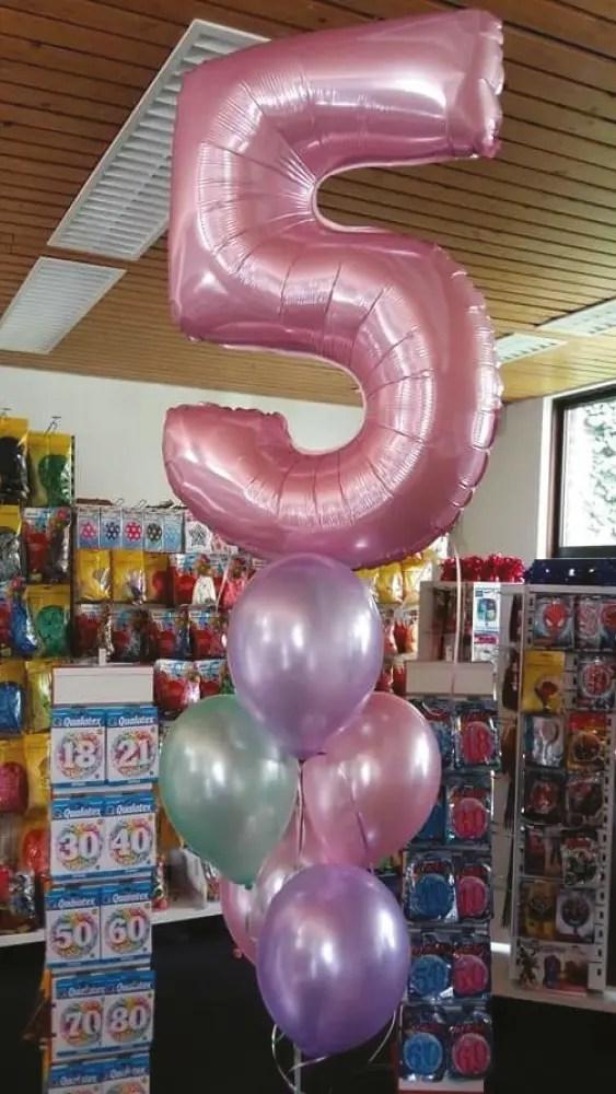Folie Ballonnen 6