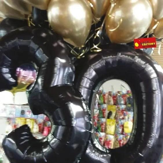 Folie Ballonnen 2