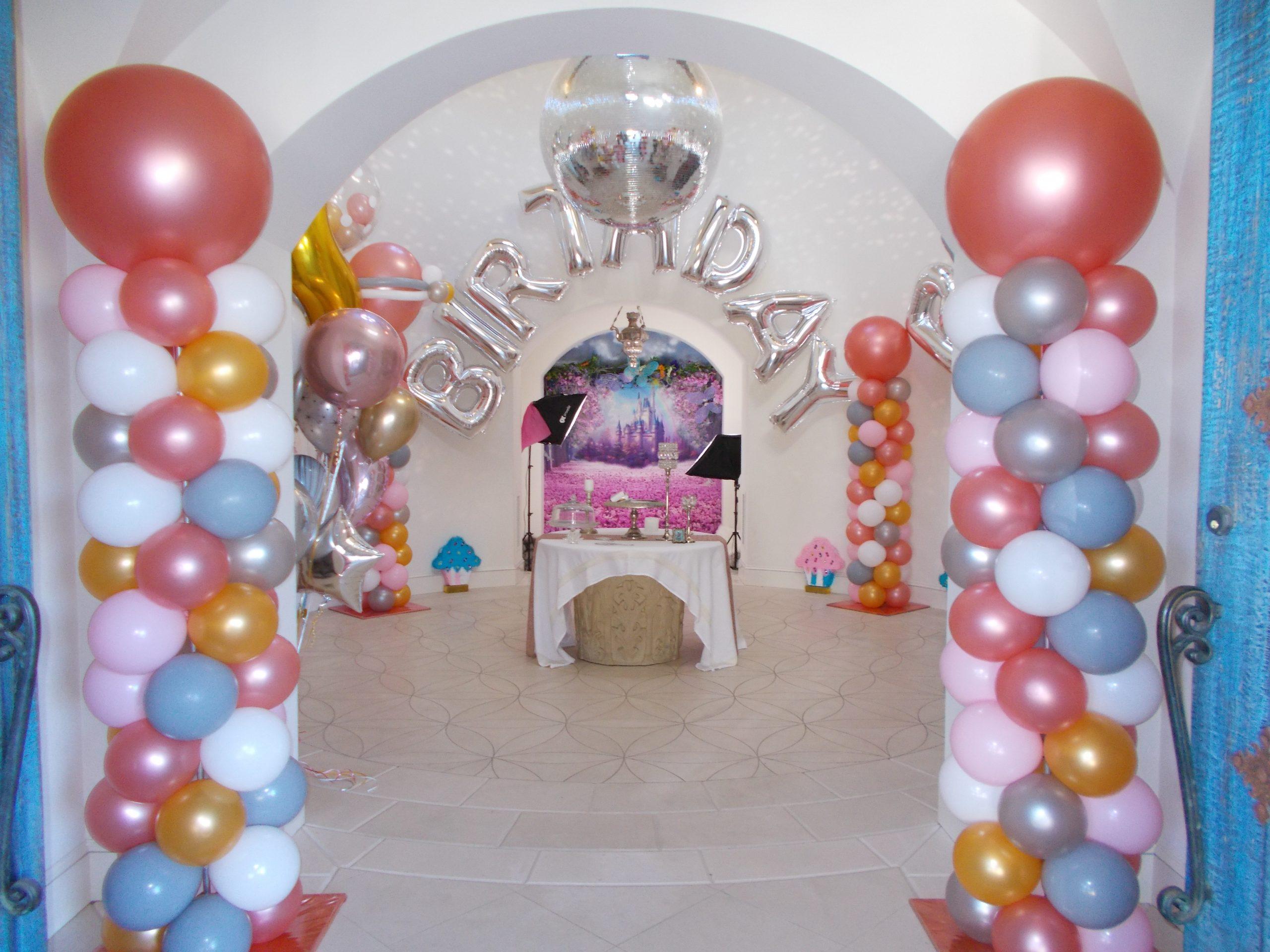 Balloon Event Decoration San Diego