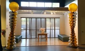 Puttin' on the Ritz Balloon Columns, by Balloonopolis, Columbia, SC - Gallery
