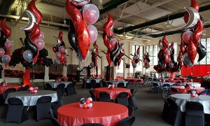 Balloon Centerpieces, by Balloonopolis, Columbia, SC - Gallery