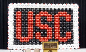 USC Balloon Wall, by Balloonopois, Columbia, SC - Gallery