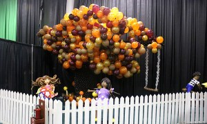 SC State Fair - Balloon Tree, by Balloonopolis, Columbia, SC - State Fairs