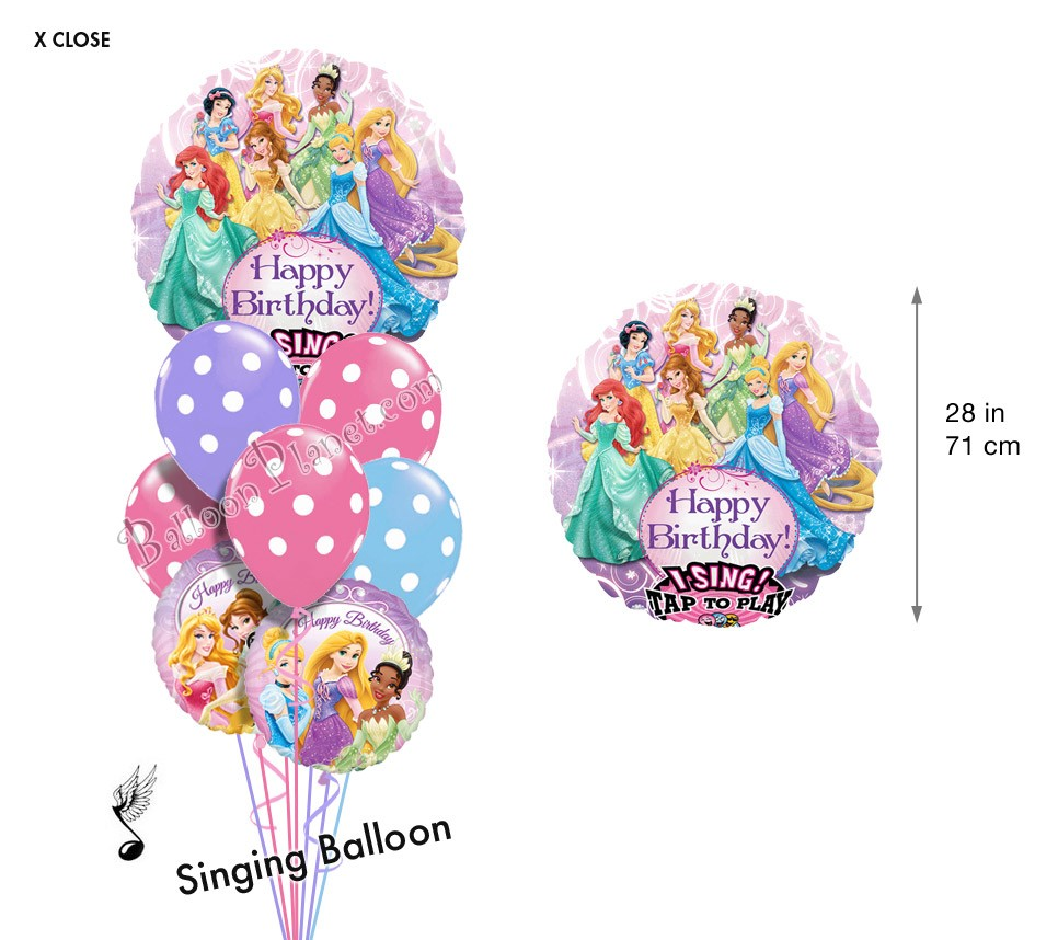 Disney Balloons Delivery
