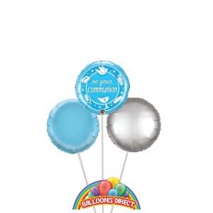 First Communion Boy Balloons