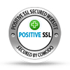 Secure Way to Shop - Comodo SSL secure site!