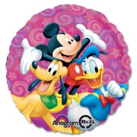 Disney Celebration Mylar Party Balloon From Balloon Shop NYC