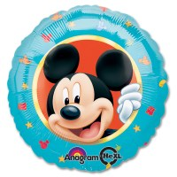Mickey Mylar Party Balloon from Balloon Shop NYC