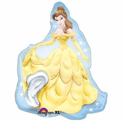 Belle Supershape Party Balloon from Balloon Shop NYC