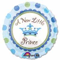 A New Little Prince Balloon from Balloons Shop NYC