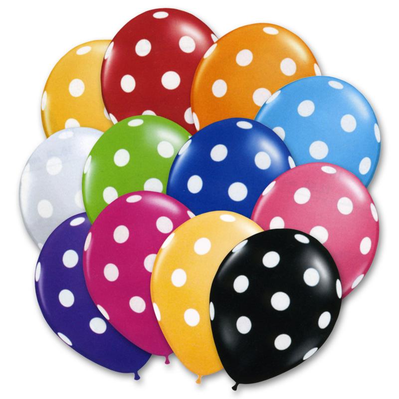 Image Result For Balon Polkadot