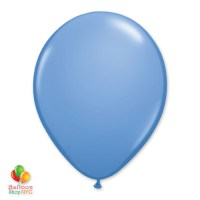 Periwinkle Latex Party Balloon 12 inch Inflated delivery Balloon Shop NYC