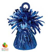 Foil Balloons Weight Small Blue Bright Colors for High-quality cheap balloons nyc delivery