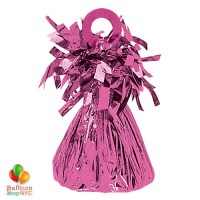 Foil Balloons Weight Small Bright Pink Bright Colors for High-quality cheap balloons nyc delivery