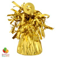 Foil Balloons Weight Small Gold Bright Colors for High-quality cheap balloons nyc delivery