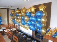 Balloon Column Stand Tower Pillars single or double colors ...