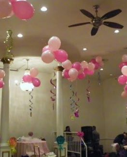 Balloon Decor Pieces Bnb Events Decor