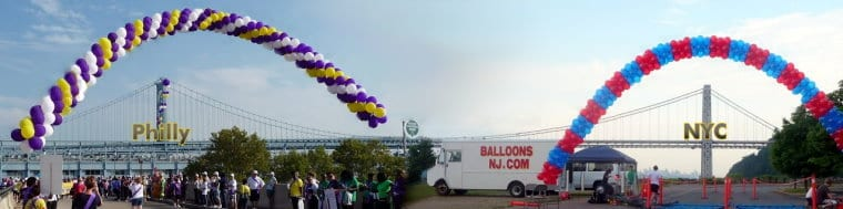 Welcome to BalloonsNJ.com.   Since 1983, we have been doing balloon decorating for events large and small, from backyards to ballrooms, from Philly to New York City.  We decorate your event as if it were our event.