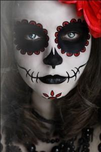 Candy Skull Face Paint : candy, skull, paint, Paint, History, Lesson:, Calaveras, Azucar, (Sugar, Skulls)