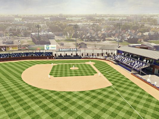 New Detroit ballpark