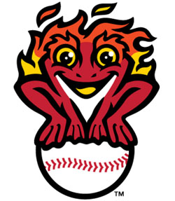 Florida Fire Frogs