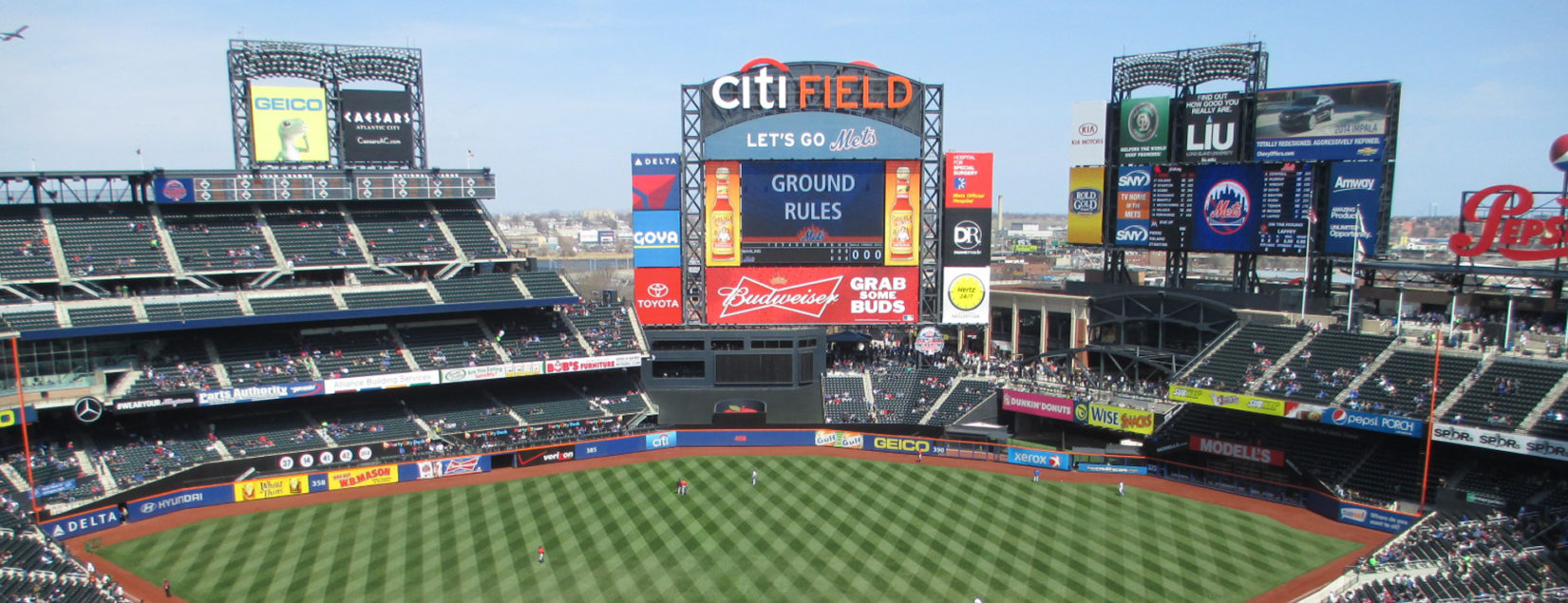 The True Insiders Guide to Citi Field  MLB Ballpark Guides