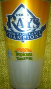 Rays front