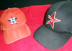 A new century, and a new team. The Houston Astros joined the stable in 2000. Photo R. Anderon