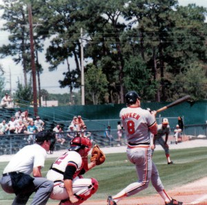 Cal Ripken Jr. had a Hall of Fame worthy career but some late career All-Star Game selections seemed based more on past performance than current stats. Photo R. Anderson