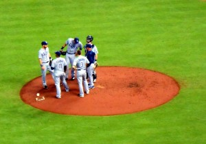 The Tampa Bay Rays started a series with the Baltimore Orioles tonight and will look to keep the winning ways going. Photo R. Anderson