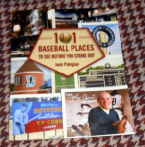 Many books are dedicated to the must see sights in baseball. But what if time travel was a reality and one could visit events as they occurred instead of reading about them afterwards? Photo R. Anderson